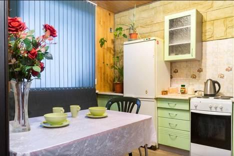 Сдается 1-комнатная квартира посуточно в Самаре, Демократическая 130.