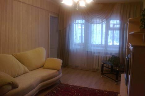 Сдается 3-комнатная квартира посуточно в Ульяновске, ул. Железнодорожная (Засвияжский р-н), дом11.