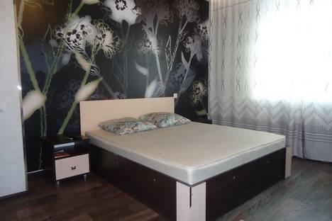 Сдается 1-комнатная квартира посуточнов Троицке, 5 микрорайон,д.18.