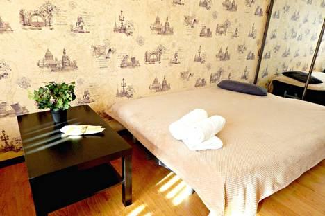 Сдается 1-комнатная квартира посуточнов Мытищах, Институтская, 6.