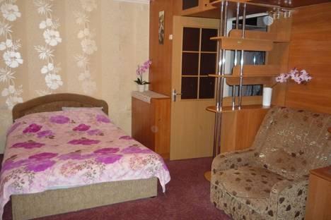 Сдается 1-комнатная квартира посуточно в Севастополе, проспект Гагарина, 24.