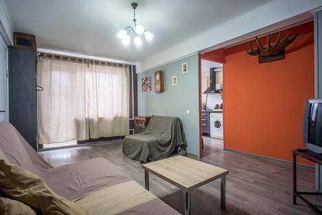 Сдается 2-комнатная квартира посуточнов Санкт-Петербурге, проспект Шаумяна, 53.