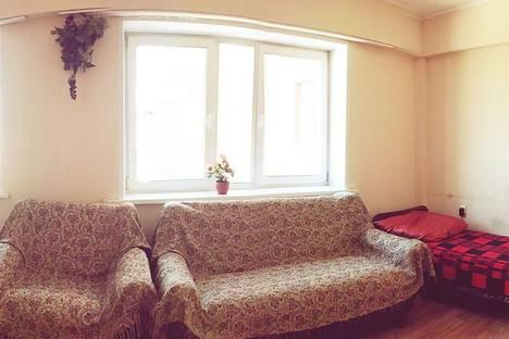 Сдается 3-комнатная квартира посуточно в Улан-Удэ, Цивилёва, 42.