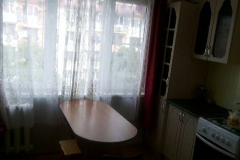 Сдается 1-комнатная квартира посуточнов Сочи, ул.Роз 14.
