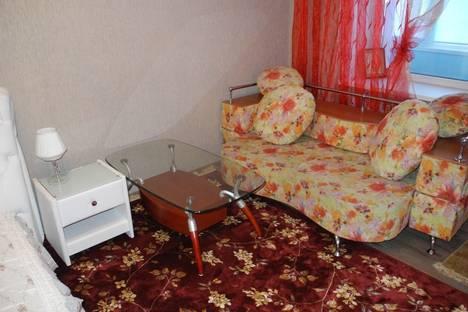 Сдается 1-комнатная квартира посуточнов Омске, Карла Маркса 50а.