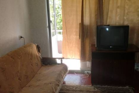 Сдается 1-комнатная квартира посуточнов Уфе, проспект Октября д.74/2а.