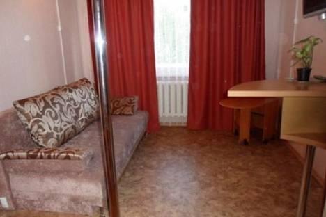 Сдается 1-комнатная квартира посуточно в Архангельске, проспект Дзержинского, 17.