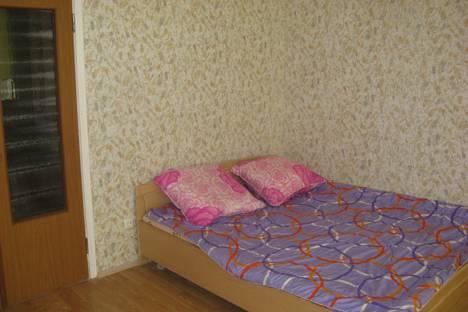 Сдается 1-комнатная квартира посуточно в Подольске, ул. Академика Доллежаля, 12.