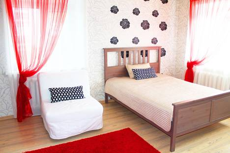 Сдается 1-комнатная квартира посуточнов Уфе, ул. Пархоменко, 101.