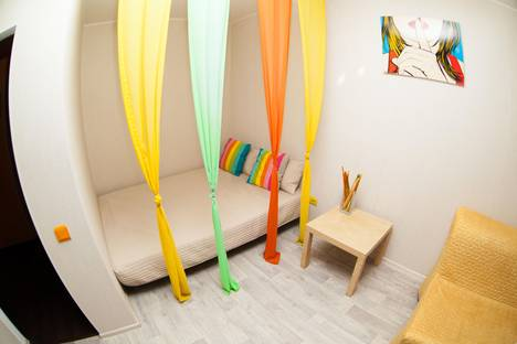 Сдается 1-комнатная квартира посуточнов Уфе, Комсомольская ул., 27.