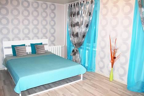 Сдается 1-комнатная квартира посуточнов Уфе, Левченко улица, д. 8.