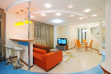 Сдается 4-комнатная квартира посуточно в Минске, Сурганова д.27.