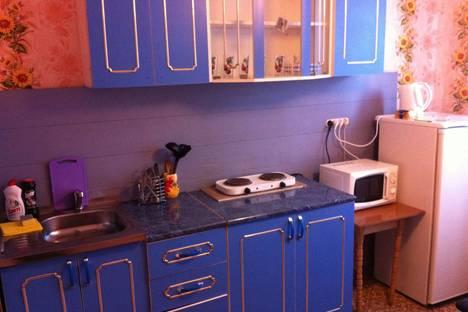 Сдается 1-комнатная квартира посуточно в Тулуне, ул. Ленина 30.