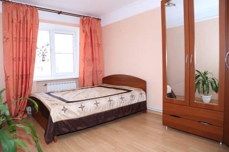 Сдается 3-комнатная квартира посуточно в Астрахани, переулок Чернышова, 81.