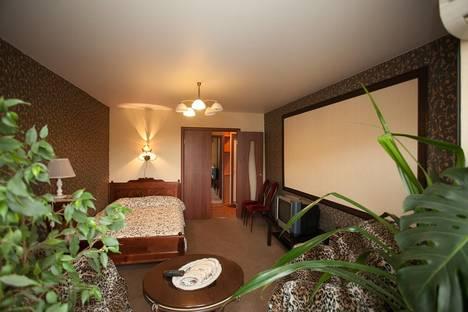 Сдается 1-комнатная квартира посуточно в Нижнем Новгороде, ул. М. Горького, 142.