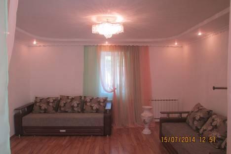 Сдается 2-комнатная квартира посуточно в Кисловодске, лермонтова  42.