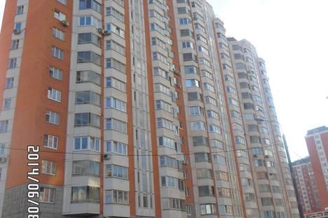 Сдается 1-комнатная квартира посуточно в Люберцах, проспект Победы, 14.