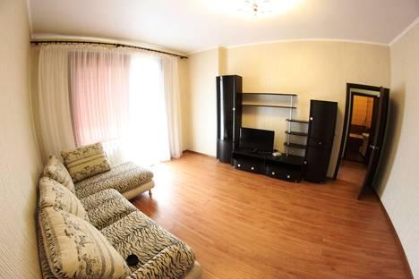 Сдается 1-комнатная квартира посуточно в Новосибирске, ул. Кирова, 25.