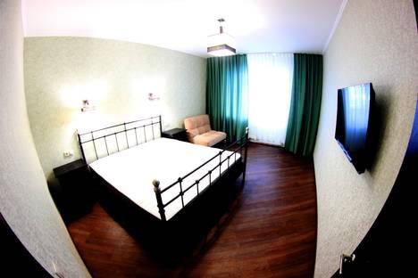 Сдается 1-комнатная квартира посуточно в Новосибирске, ул. Толстого, 56.