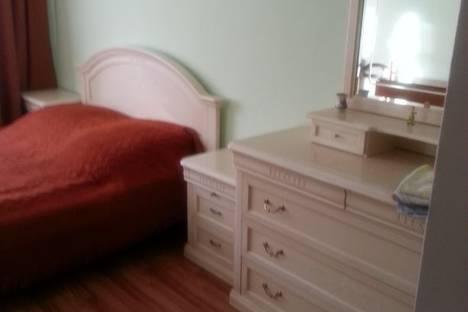 Сдается 2-комнатная квартира посуточно во Владикавказе, ул. Леонова, 5/1.