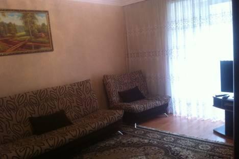 Сдается 1-комнатная квартира посуточно во Владикавказе, Дзусова,26.