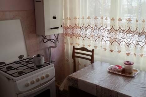 Сдается 1-комнатная квартира посуточно во Владикавказе, ул. Леонова, 1.