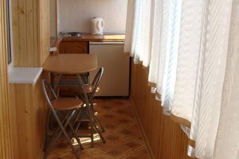 Сдается 1-комнатная квартира посуточно в Алупке, ул.Розы Люксембург 2 кв 2.