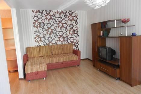 Сдается 2-комнатная квартира посуточнов Уфе, проспект Октября, 23/3.
