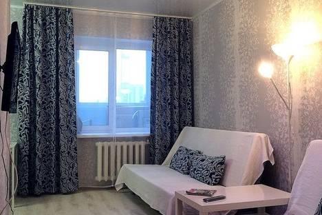 Сдается 1-комнатная квартира посуточнов Уфе, ул. Менделеева, 128/1.