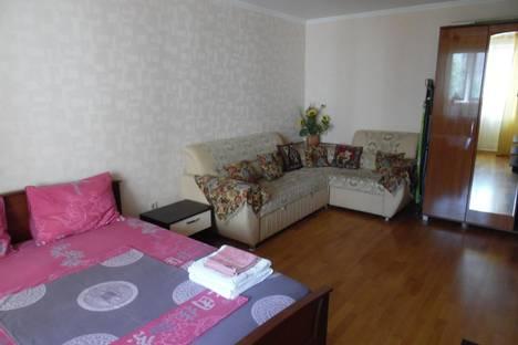 Сдается 1-комнатная квартира посуточнов Яблоновском, проспект Чекистов, 22.