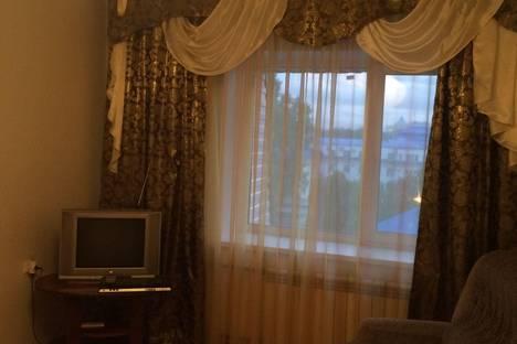 Сдается 1-комнатная квартира посуточнов Горно-Алтайске, Коммунистический проспект, 5\1.