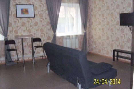 Сдается 2-комнатная квартира посуточно в Ульяновске, ул. Дзержинского, 1.