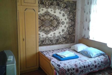 Сдается 1-комнатная квартира посуточно в Миргороде, Сорочинская 2.
