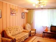 Сдается посуточно 3-комнатная квартира в Ильичёвске. 70 м кв. Ленина 26