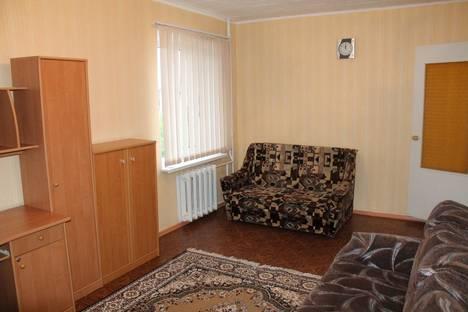 Сдается 1-комнатная квартира посуточно в Ильичёвске, ул. александрийская4а.