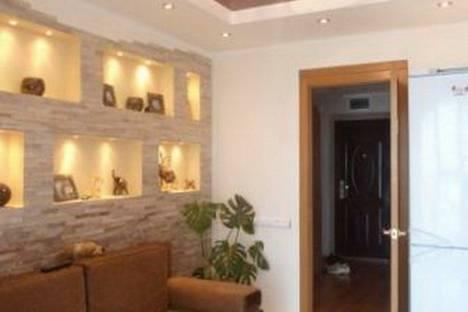 Сдается 2-комнатная квартира посуточнов Ильичёвске, ул.1-го Мая, 19.