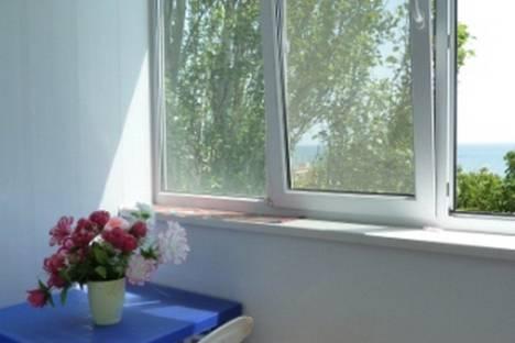 Сдается 1-комнатная квартира посуточнов Ильичёвске, Парковая,26.