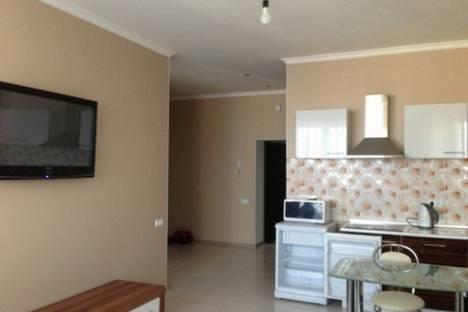Сдается 1-комнатная квартира посуточно в Ильичёвске, переулок Хантадзе, 4.