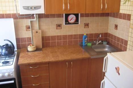Сдается 1-комнатная квартира посуточно в Херсоне, пр. Ушакова, 30.