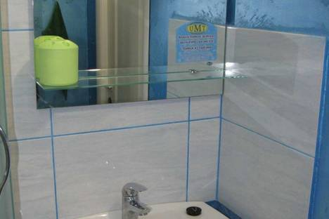 Сдается 1-комнатная квартира посуточнов Ильичёвске, Парковая, 24.