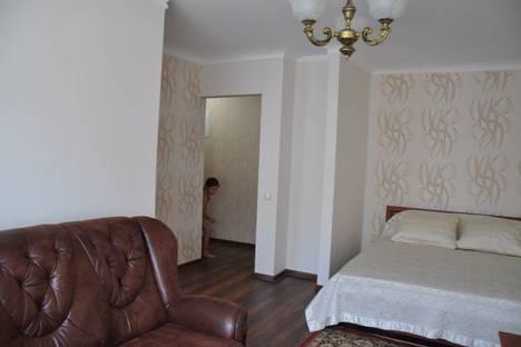 Сдается 1-комнатная квартира посуточно в Мелитополе, проспект Б. Хмельницкого  71.