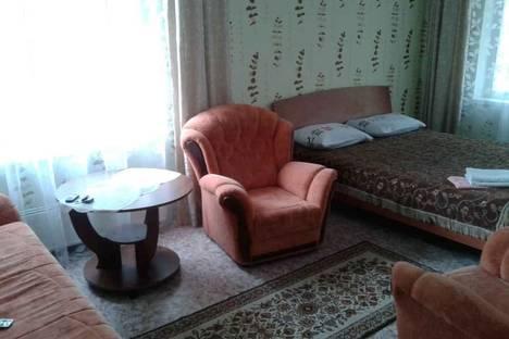 Сдается 1-комнатная квартира посуточнов Тюмени, Ямская 100.