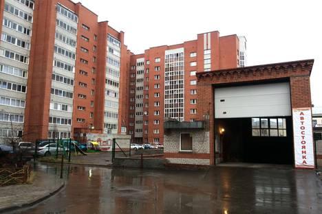 Сдается 1-комнатная квартира посуточно, Привокзальная,7.