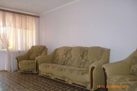 Сдается 2-комнатная квартира посуточнов Сочи, ул.Куйбышева, дом 6.