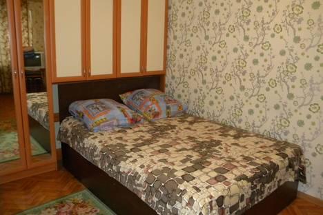 Сдается 1-комнатная квартира посуточнов Чебоксарах, ул. Урукова, 7.