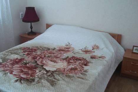 Сдается 1-комнатная квартира посуточно в Белореченске, ул. Ленина, д. 56/2.