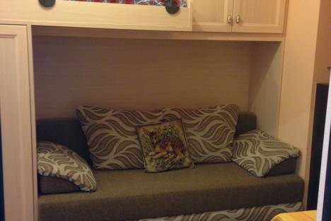 Сдается 2-комнатная квартира посуточно в Адлере, Ленина 155.