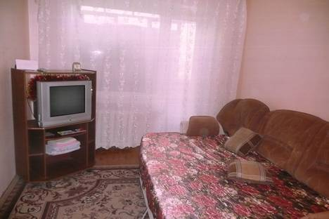 Сдается 1-комнатная квартира посуточно в Златоусте, пр.Гагарина,3 м\н.