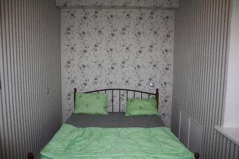 Сдается 2-комнатная квартира посуточно в Смоленске, Фрунзе, 6.