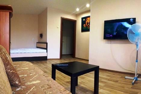 Сдается 1-комнатная квартира посуточно в Перми, ул. Петропавловская, 97.